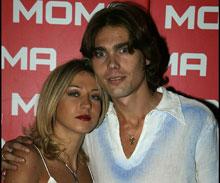 Fayna y Carlos Navarro. | Gtres