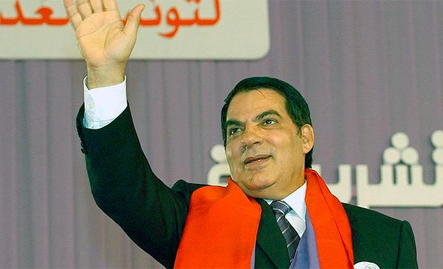 El ex presidente tunecino, Ben Ali. | EL MUNDO