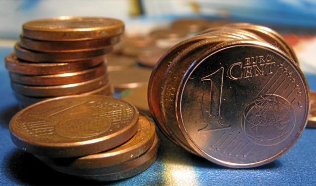 Céntimos de euro. | Bernabé Cordón