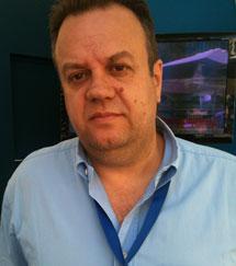 Nectarios Dritsas. 45 años, empleado de la compañía de teléfonos griega.