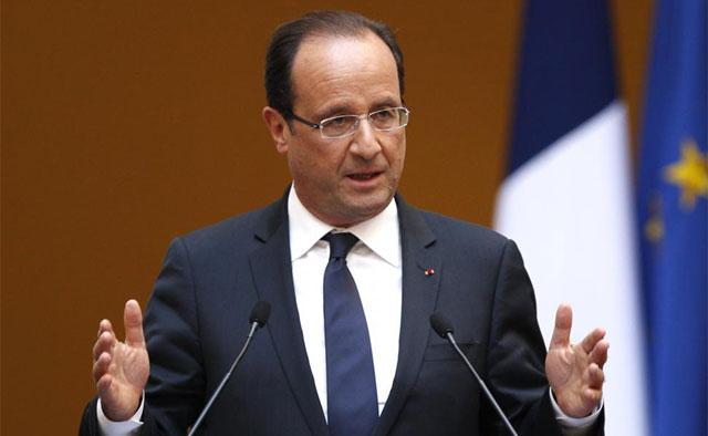 Hollande el pasado 14 de junio en Roma. | Reuters