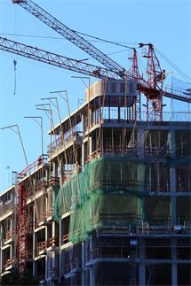 Edificio en construcción. | V. Bosch