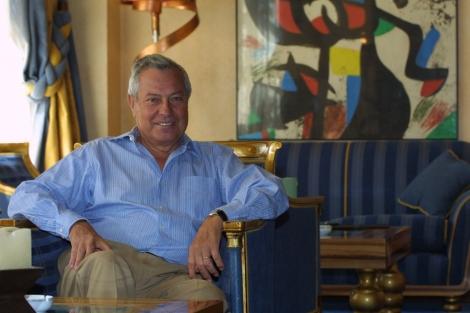 Gonzalo Pascual, ex socio de Gerardo Díaz Ferrán.   Pep Vicens