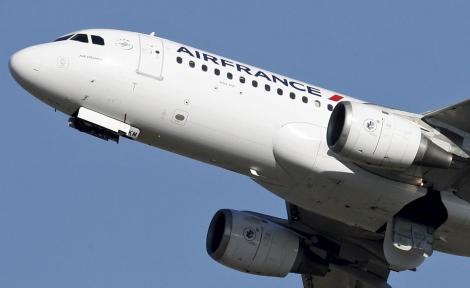 Un aparato de Air France. | Efe