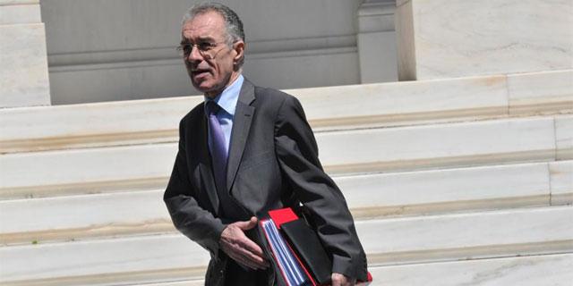 El nuevo ministro heleno de Finanzas, Vasilios Rápanos.   Afp