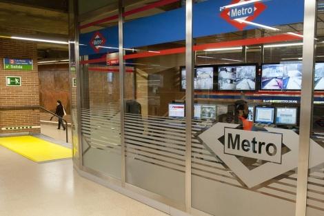 La estación de Ventas.| Bernardo Díaz