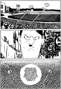 'Adolf', de Osamu Tezuka.