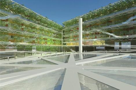 Diseño de un espacio tecno-eco-eficiente. | E.M.