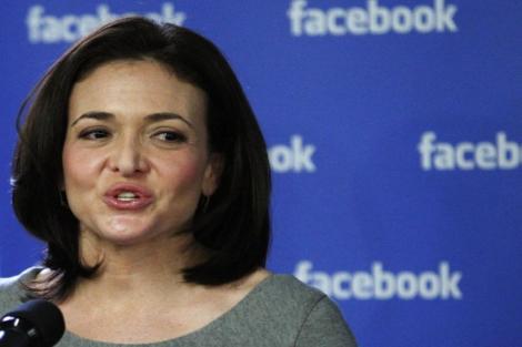 Sheryl Sandberg, nueva Chief Operating Officer de Facebook. | Eduardo Muñoz