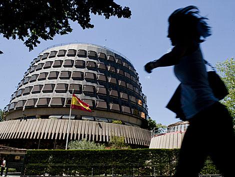 Edificio del Tribunal Constitucional. | Gonzalo Arroyo