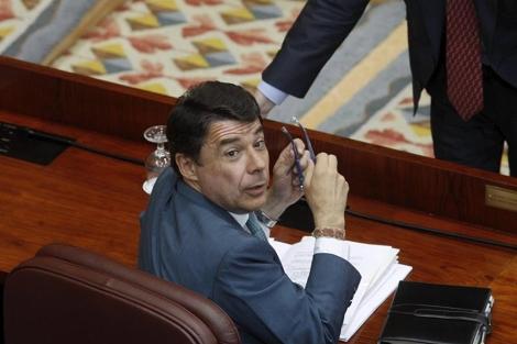 Ignacio González en una imagen reciente.   Ayma