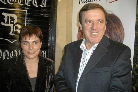 Patricia Blanquer, en un acto en Alcoy. | D. Moltó