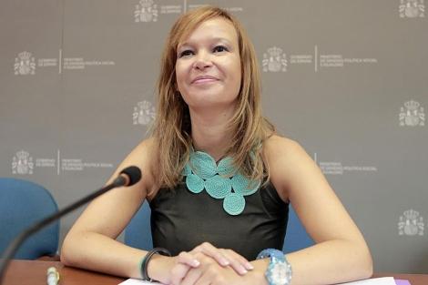 La ex ministra de Sanidad Leire Pajín. | Antonio Heredia