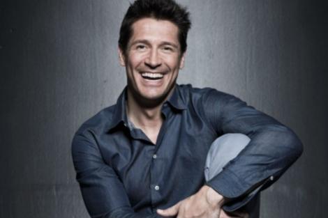 El presentador de 'Dando la nota', Jaime Cantizano. | Foto: Roberto Garver (Antena 3).