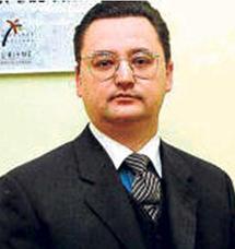 El empresario Augusto César Tauroni.
