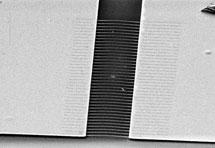 Nanohilos suspendidos de 25 nanómetros de diámetro | Jordi Llobet