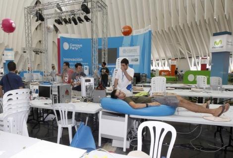 Participantes de la última edición celebrada en Valencia. | B. Pajares