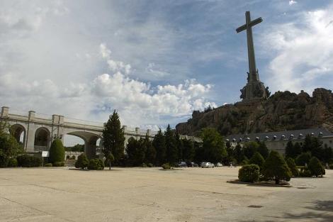 Vista general del Valle de los Caídos.   Begoña Rivas