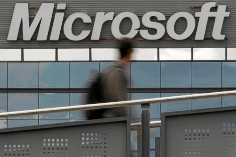 Sede central de Microsoft en España.| Efe