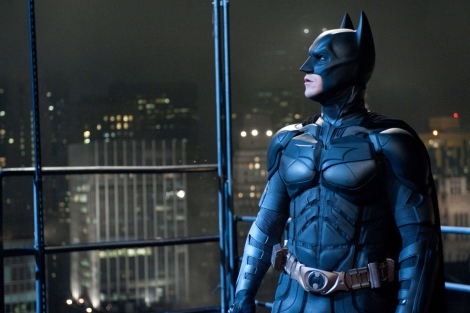 Christian Bale, en la piel de Batman.