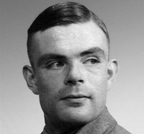 Alan Turing. | EM