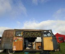 Vacaciones en camping. | Reuters