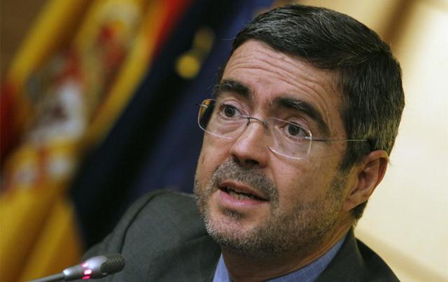El secretario de Estado de Economía, Fernando Jiménez Latorre.   Efe