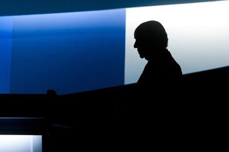 Francisco González, presidente del BBVA, en la última junta de accionistas, en Bilbao. | Iñaki Andrés