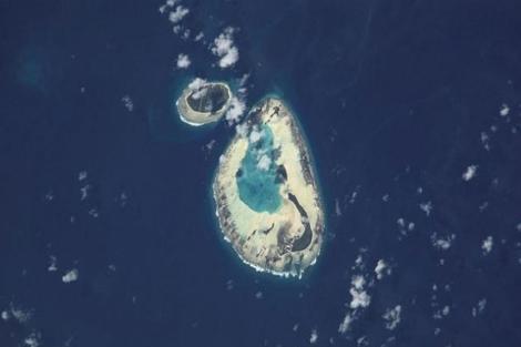 Vista aérea de la isla D'Arros. | Save our Seas