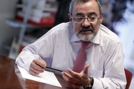 El presidente de Cierval, José Vicente González. | Vicent Bosch