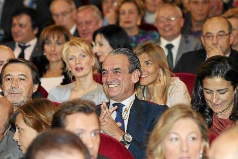 Mario Conde, en un acto el pasado mes de octubre. | J.M. Lostau