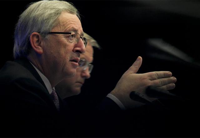 El presidente del Eurogrupo, Jean Claude Juncker. | Efe