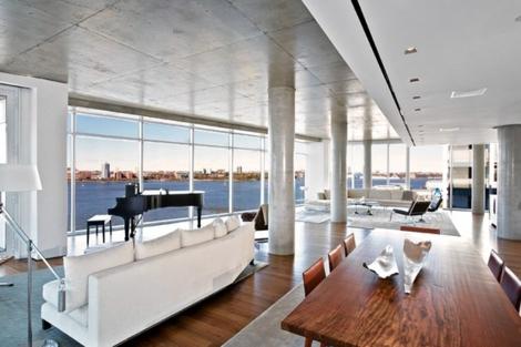 El interior del apartamento. | WallStreetJournal.com