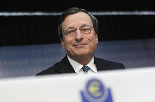El presidente del BCE, Mario Draghi. | Reuters