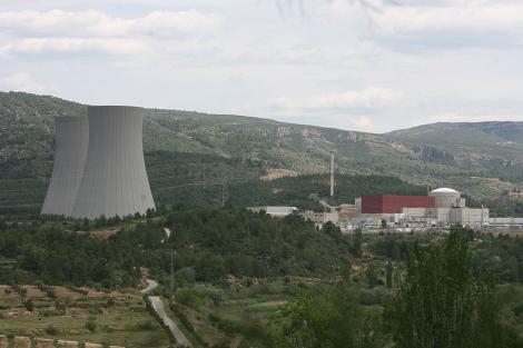 La central nuclear de Cofrentes. | Alberto Di Lolli