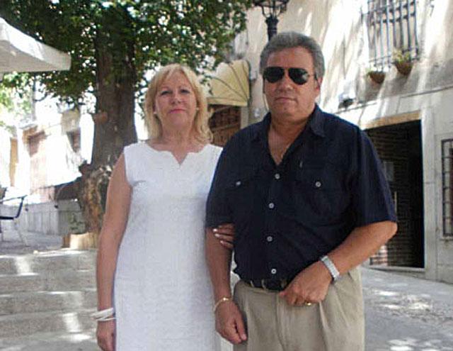 Luis y su mujer, Sagrario.   El Mundo