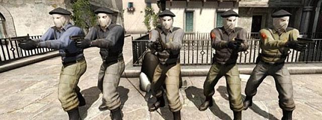 Captura del videojuego 'Counter-Strike: Global Offensive'.
