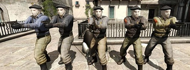 Captura del videojuego 'Counter-Strike: Global Offensive'.