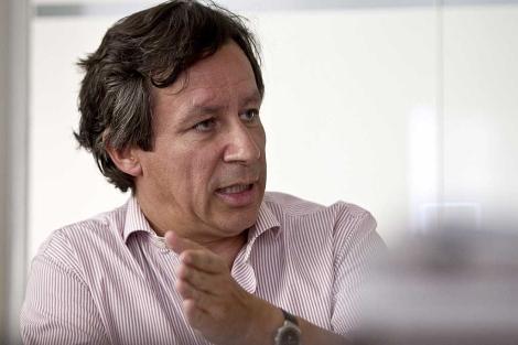 Carlos Floriano. | Alberto Di Lolli