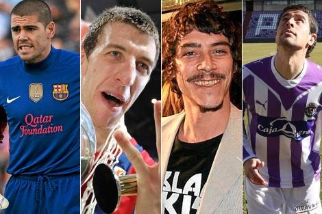 Valdés, Vázquez, Jaenada y Del Horno, imputados por un posible fraude.