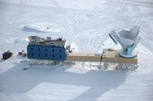 El Telescopio del Polo Sur   SPT