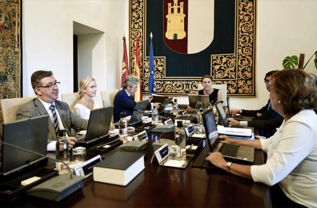 Consejo de Gobierno de Castilla-La Mancha. | Efe