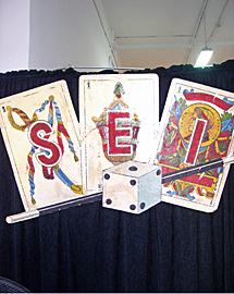 Emblema de la Sociedad Española de Ilusionismo