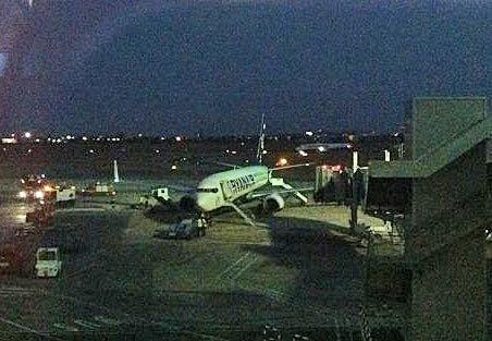 El avión de Ryanair | E.M.