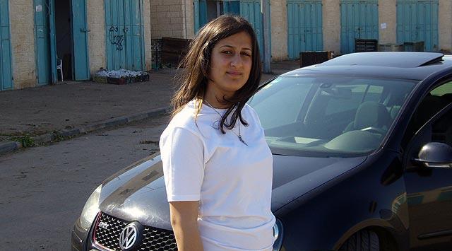 Marah Zajalka, una de las chicas del proyecto. | S. E.