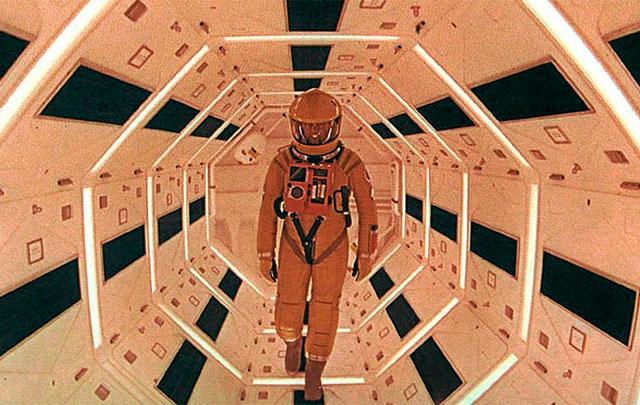 Fotograma de la película '2001, Odisea en el espacio'