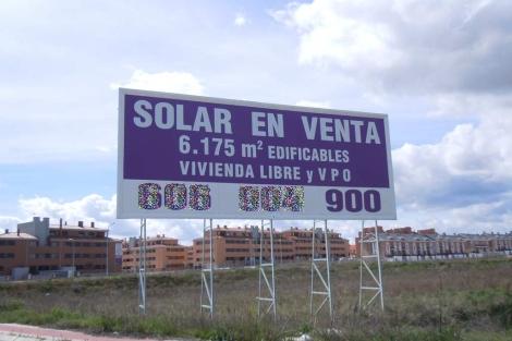 Venta de terrenos en la comarca de La sagra. | E.M.