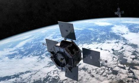 Recreación artística de las sondas espaciales. | NASA