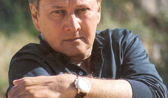 Carlos Larrañaga, durante una entrevista en 2001. | El Mundo