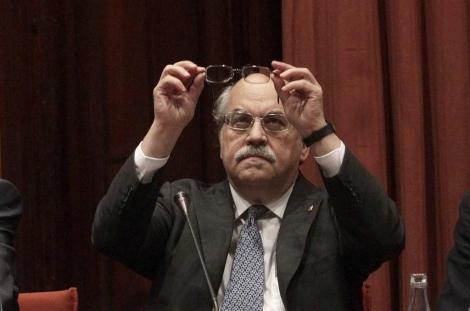El conseller de economía, Andreu Mas-Colell. | Antonio Moreno